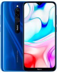 Smartphone, Xiaomi Redmi 8, DualSIM, 6.22'', Arm Octa (2.0G), 4GB RAM, 64GB Storage, Android 9, Sapphire Blue (MZB8417EU)