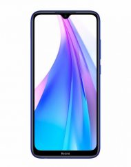 Smartphone, Xiaomi Redmi Note 8T, DualSIM, 6.3'', Arm Octa (2.0G), 4GB RAM, 64GB Storage, Android 9, Blue (MZB8479EU)