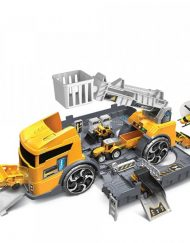 SUPER STORAGE Строителен камион - паркинг с 2 колички ZY987109/P905-A