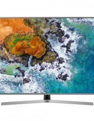 TV LED, SAMSUNG 43'', 43NU7472, Smart, 1300PQI, WiFi, UHD 4K (UE43NU7472UXXH)