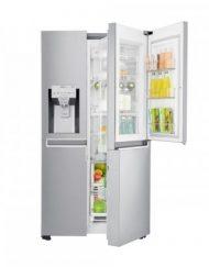 Хладилник, LG GSJ960NSBZ, 601L, A++