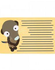 Lassig Подложка за хранене Wildlife Meerkat 1210001807