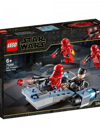 LEGO STAR WARS Боен пакет Sith Troopers™ 75266