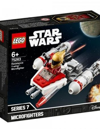 LEGO STAR WARS Resistance Y-wing™ Microfighter 75263