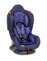 LORELLI PREMIUM Стол за кола 0-25 кг. JUPITER +SPS DARK BLUE CROWNS 1007094/2016