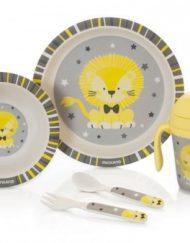 Miniland Комплект за хранене Ecomeal 5 части