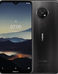 Smartphone, NOKIA 7.2, Dual SIM, 6.3'', Arm Octa (2.2G), 6GB RAM, 128GB Storage, Android, Charcoal (6830AA002420)