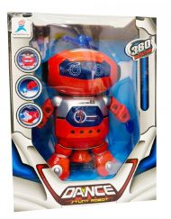 Танцуващ робот DANCE STUNT 99444-3