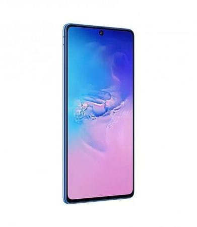 Smartphone, Samsung GALAXY S10 Lite, 6.7'', Arm Octa (2.8G), 8GB RAM, 128GB Storage, Android 10, Blue (SM-G770FZBDBGL)