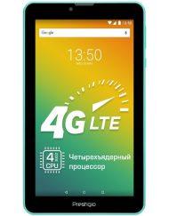 Tablet, PRESTIGIO Wize 3437 4G /7''/ Arm Quad (1.3G)/ 1GB RAM/ 8GB Storage/ Android/ Mint (PMT3437_4G_C_MT_BG)