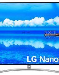 TV LED, LG 55'', 55SM9800PLA, Smart, 4000PMI, Alpha 7 Gen2 Processor, Nano Cell Color, 4K Cinema HDR, WiFi, UHD 4К
