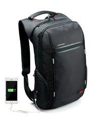 """Backpack, Kingsons 15.6"""", Black (KS3140W)"""