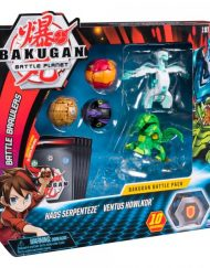 BAKUGAN BATTLE PLANET Комплект топчета 5 бр. BATTLE PACK 6045132