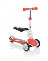 BYOX Тротинетка - скутер със седалка 2в1 EPIC ЧЕРВЕН GW-TS005 107316