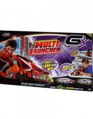 G.X.RACERS Изстрелвачка MULTI LAUNCHER 361339