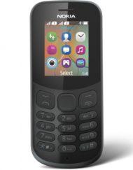 GSM, NOKIA 130, DualSIM, 1.8'', Black