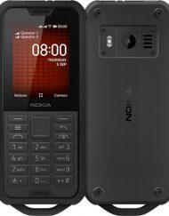 GSM, NOKIA 800, 2.4'', Dual SIM, Black (16CNTB01A06)