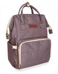 KIKKABOO Чанта за количка SIENA BROWN 31108020022