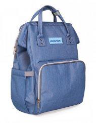 KIKKABOO Чанта за количка SIENA LIGHT BLUE 31108020022