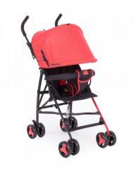 KIKKABOO Лятна количка FRESH RED 31001030043