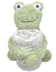 Kikkaboo Сет играчка с одеяло Froggy