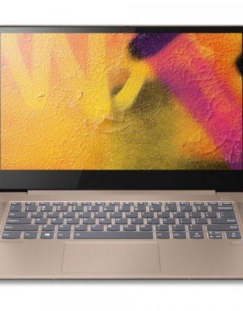 Lenovo IdeaPad UltraSlim S540 /14''/ AMD 5 3500U (3.7G)/ 8GB RAM/ 256GB SSD/ int. VC/ Win10/ Copper (81NH004QBM)