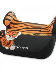 LORELLI Стол за кола - седалка 15-36 кг. TOPO COMFORT TIGER BLACK&ORANGE 1007099/2002