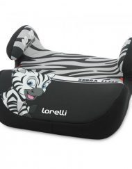 LORELLI Стол за кола - седалка 15-36 кг. TOPO COMFORT ZEBRA GREY&WHITE 1007099/2001