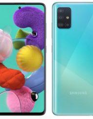 Smartphone, Samsung GALAXY A71, DualSIM 6.7'', Arm Octa (2.2G), 6GB RAM, 128GB Storage, Android10, Blue (SM-A715FZBUBGL)