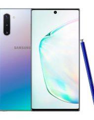 Smartphone, Samsung GALAXY Note10 Lite, 6.7'', Arm Octa (2.7G), 8GB RAM, 128GB Storage, Android, Silver (SM-N770FZSDBGL)