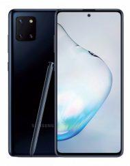 Smartphone, Samsung GALAXY Note10 Lite, 6.7'', Arm Octa (2.7G), 8GB RAM, 128GB Storage, Android, Black (SM-N770FZKDBGL)