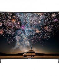 TV LED, SAMSUNG 49'', 49RU7372, Curved, Smart, 1500PQI, HDR 10+, WiFi, UHD 4K (UE49RU7372UXXH)