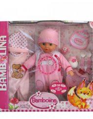 BAMBOLINA Говореща кукла на българси език