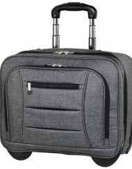 Carry Case, HAMA Business 15.6'', Grey (101579)