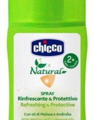 Chicco Освежаващ и защитен спрей 100 мл.