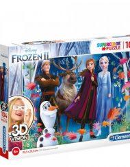 CLEMENTONI Пъзел 3D Frozen 2 20611