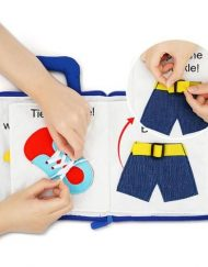Jollybaby Мека книжка чанта