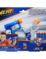 NERF N-STRIKE ELITE Пистолети  JOLT 2 бр. с 4 стрели B5817