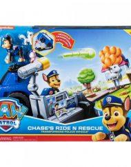 PAW PATROL Трансформиращ се полицейски камион на Чейс 6053389
