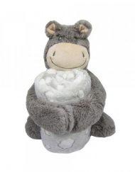 KIKKABOO Бебешки сет одеяло с играчка HIPPO 31103020043