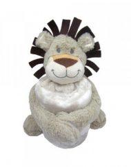 KIKKABOO Бебешки сет одеяло с играчка LEO 31103020042