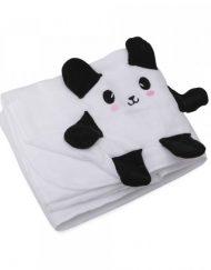 МОНИ Бебешко одеяло полар 75/100 см PLUSHY IKX-0001