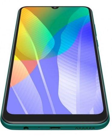 Smartphone, Huawei Y6p, Dual SIM, 6.3'', Arm Octa (2.0G), 3GB RAM, 64GB Storage, Android, Emerald Green (6972453161765)