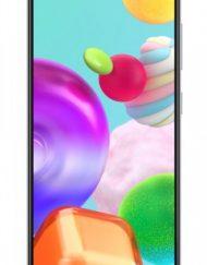 Smartphone, Samsung GALAXY A41, DualSIM, 6.1'', Arm Octa (2.0G), 4GB RAM, 64GB Storage, Android, White (SM-A415FZWDEUE)