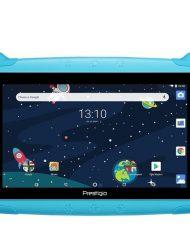 Tablet, PRESTIGIO Smartkids /7''/ Arm Quad (1.4G)/ 1GB RAM/ 16GB Storage/ Android/ Blue (PMT3197_W_D)