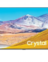 TV LED, SAMSUNG 65'', 65TU8072, Smart, 2100PQI, HDR 10+, Bixby, AirPlay 2, WiFi, UHD 4K Crystal (UE65TU8072UXXH)