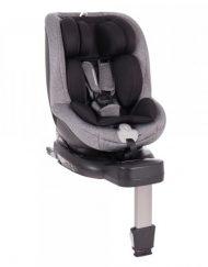 KIKKABOO Стол за кола 0-18 кг. ODYSSEY I-SIZE ISOFIX 360° BLACK 31002030026