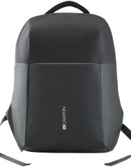 Backpack, CANYON 15.6''-17'', Anti-theft, Black (CNS-CBP5BB9)