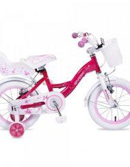 BYOX Велосипед FLOWER 14'' РОЗОВ 100962