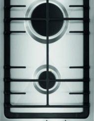 Газов плот за вграждане, Electrolux EGG3322NVX, 2 зони за готвене